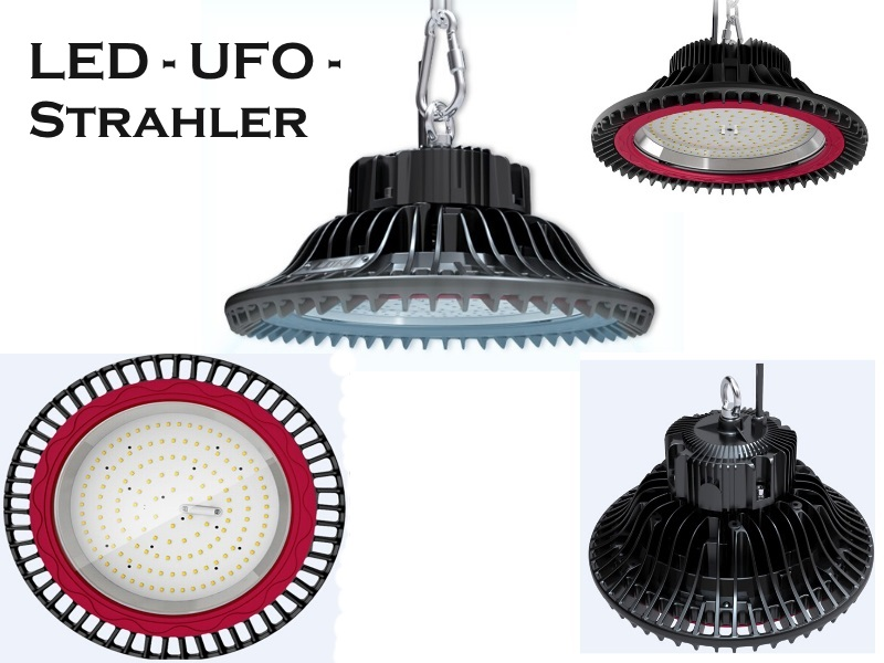 LED-UFO-Strahler