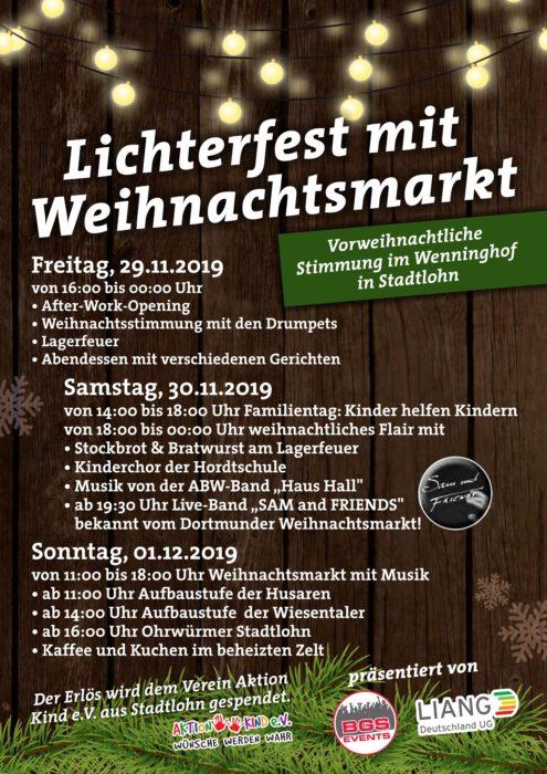 Lichterfest-Stadtlohn